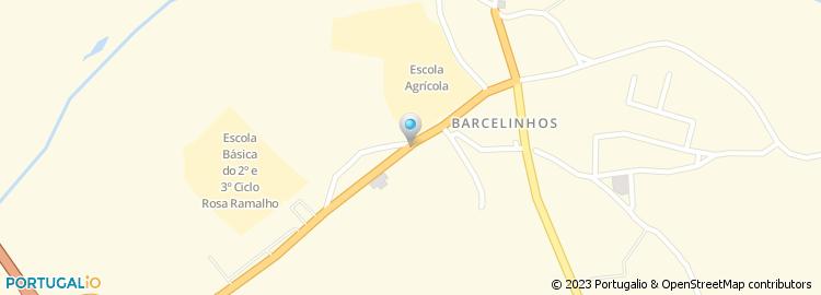 barcelinhos mapa Centro de Saúde Barcelos / Barcelinhos   Unidade Barcelinhos barcelinhos mapa