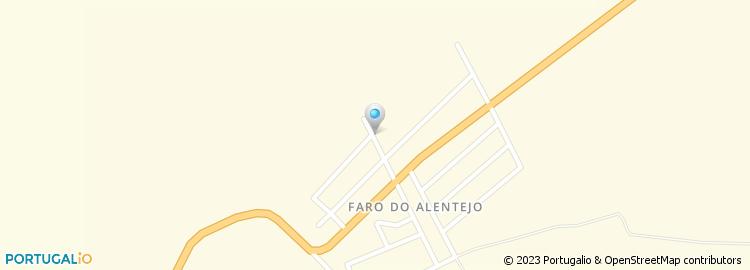 faro do alentejo mapa Faro do Alentejo faro do alentejo mapa