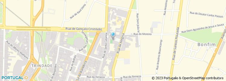 universidade fernando pessoa mapa Hospital de Empresas   Universidade Fernando Pessoa universidade fernando pessoa mapa