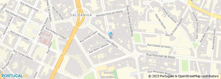 rua pascoal de melo lisboa mapa Apartado 13011, Lisboa rua pascoal de melo lisboa mapa