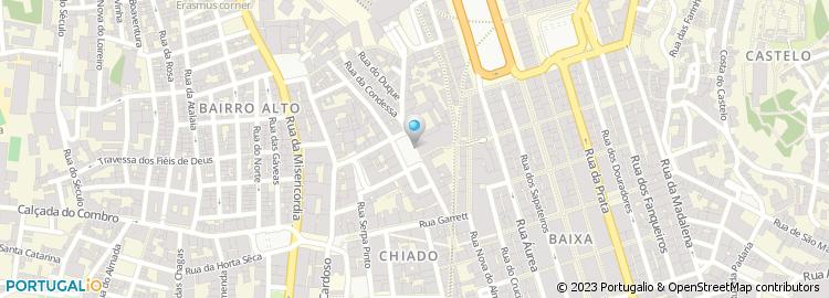 largo do carmo mapa Largo do Carmo   Lisboa largo do carmo mapa