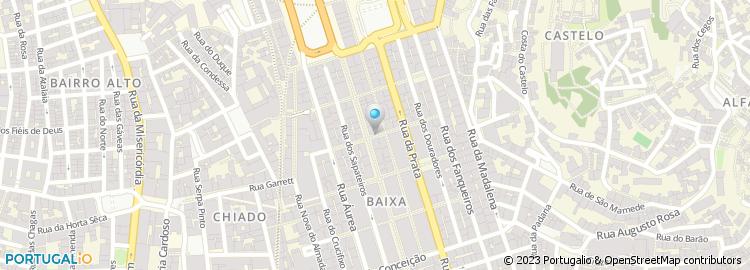 rua da assunção lisboa mapa Rua da Assunção   Lisboa rua da assunção lisboa mapa