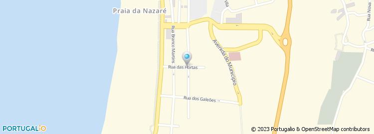 mapa porto santo ruas Rua Porto Santo   Nazaré mapa porto santo ruas