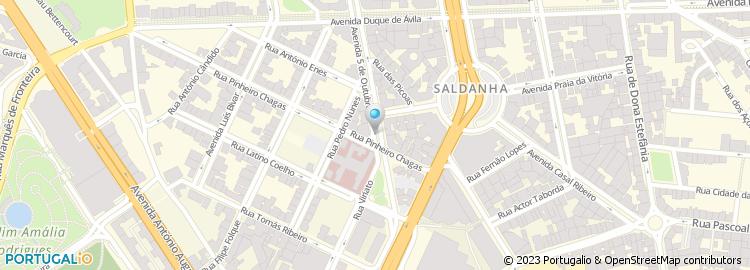 Mapa de Oculista Central das Avenidas, Lda ee44c5cddf