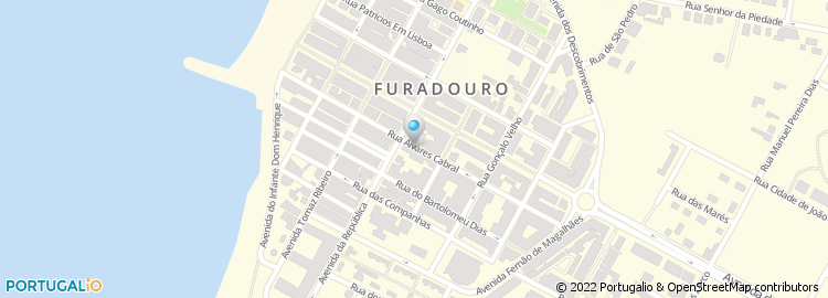 avenida alvares cabral lisboa mapa Rua Álvares Cabral   Ovar avenida alvares cabral lisboa mapa