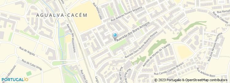 mapa rinchoa Sociril,Soc. Urbanistica da Rinchoa, Lda mapa rinchoa