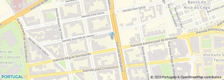 av da republica lisboa mapa Viva, Avenida da República, Lisboa av da republica lisboa mapa