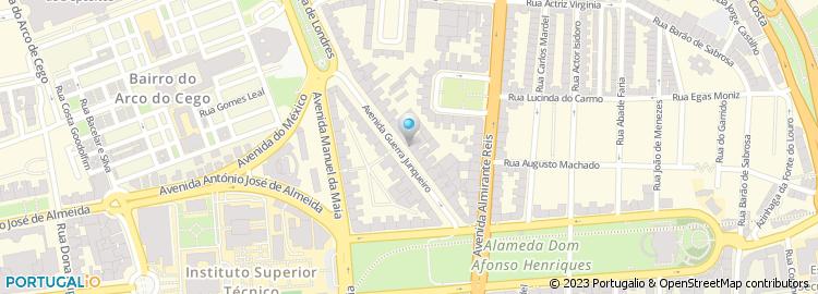 rua guerra junqueiro lisboa mapa Zara Home, Guerra Junqueiro, Lisboa rua guerra junqueiro lisboa mapa